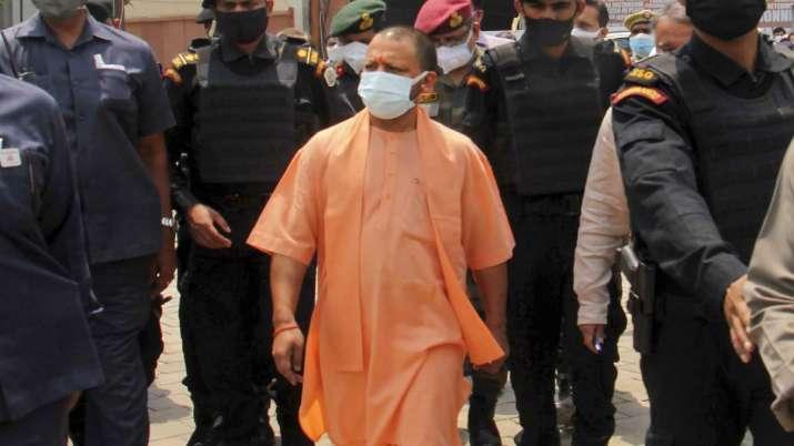 Daily Covid cases declining in UP: Yogi Adityanath