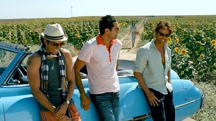 When Hrithik Roshan 'almost killed' Farhan Akhtar, Abhay Deol on Zindagi Na Milegi Dobara set