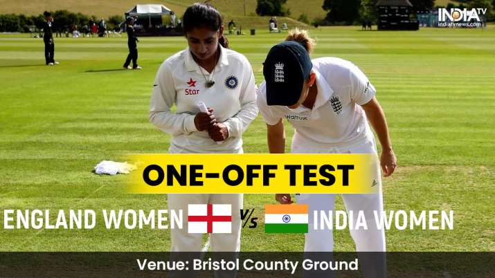 England Women vs India Women Test Day 2: Follow updates from ENG-W vs IND-W Test Day 2 at Bristol.