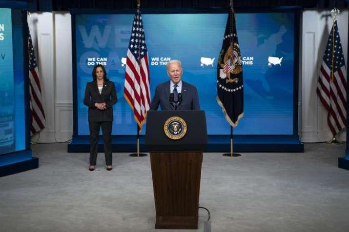 Biden announces global vaccine sharing program, plans to