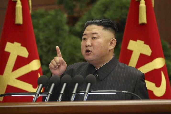 Kim Jong Un berates North Korean officials for