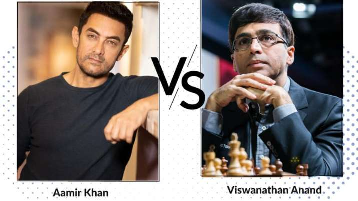 Aamir khan to play against chess grandmaster Viswanathan Anand