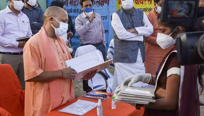 covid cases in uttar pradesh