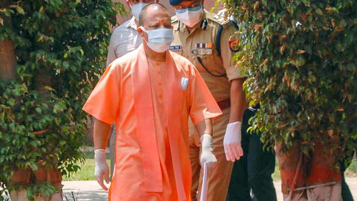 yogi adityanath delhi visit
