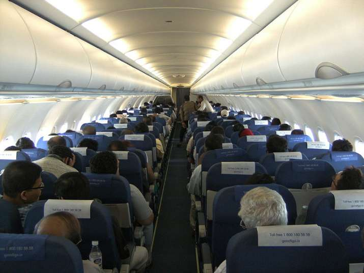Domestic air travel had reached around three lakh