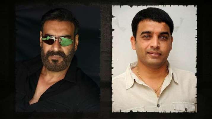 Ajay Devgn to produce Hindi remake of Telugu hit 'Naandhi' with Dil Raju