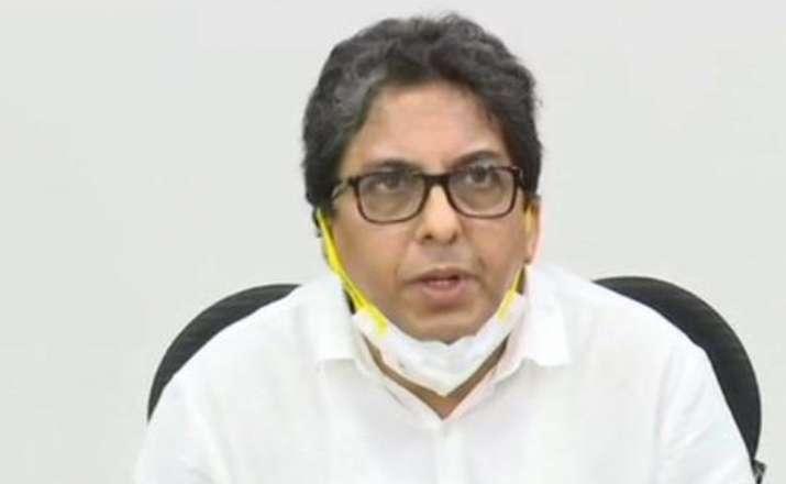 Former Chief Secretary Alapan Bandyopadhyay