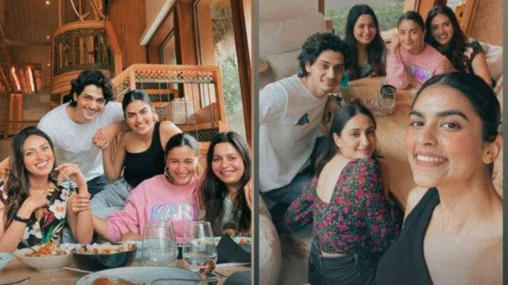 India Tv - Alia Bhatt enjoys brunch with friends