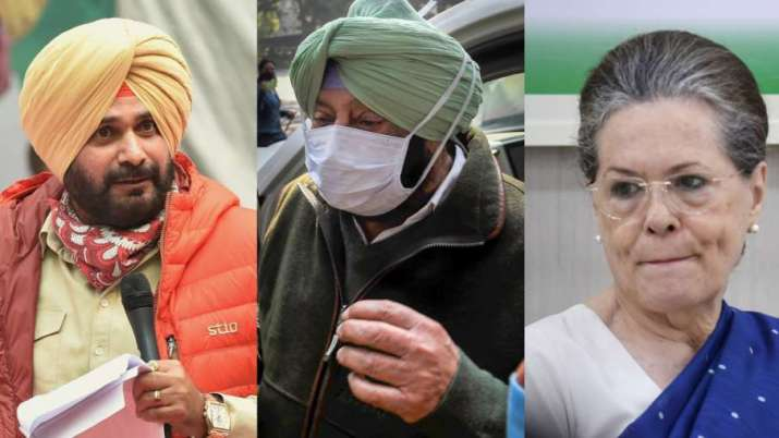 amarinder singh, Navjot Singh Sidhu, punjab congress, punjab congress news, punjab congress infighti