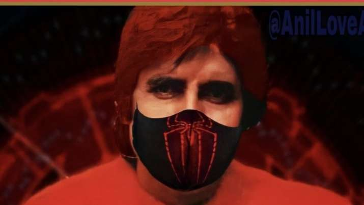 Amitabh Bachchan shares interesting fanmade posters