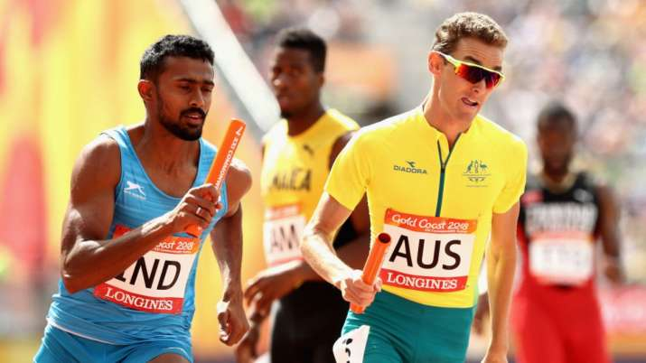 Indian Relay Teams on Fire on First Day First Show of National Inter-State Athletics Championships