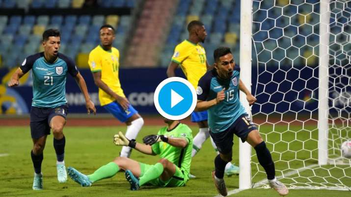 angel mena, brazil vs ecuador, copa america 2021,