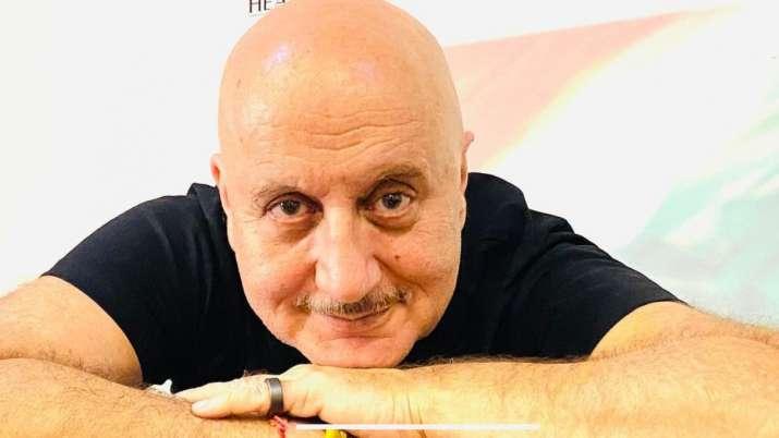 Anupam Kher is an acting institution in himself: Prasad Kadam