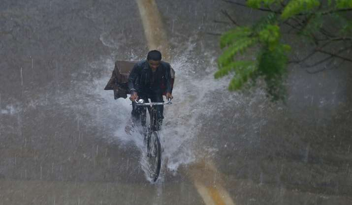 Rains lash parts of Haryana, Punjab; more expected in next