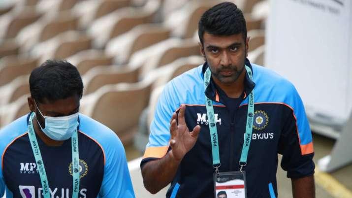 India off-spinner R Ashwin