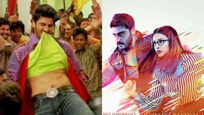Arjun Kapoor in Ishaqzaade, Sandeep Aur Pinky Faraar