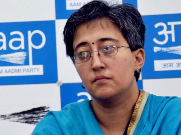 AAP MLA Atishi Marlena