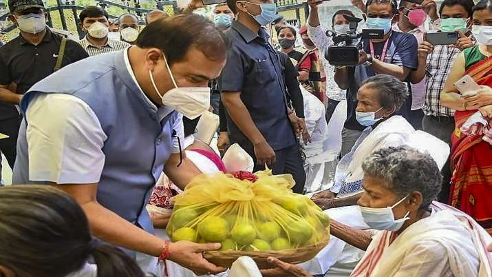 Assam chief minister Himanta Biswa Sarma urges minority