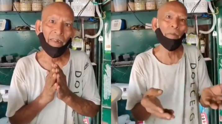 Netizens react to viral video of 'Baba Ka Dhaba' owner apologizing to YouTuber for accusing him of c