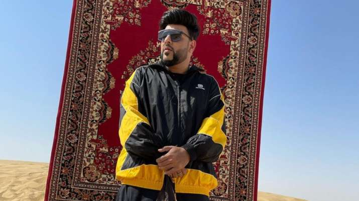 Badshah truly believes in magic of India, especially its music