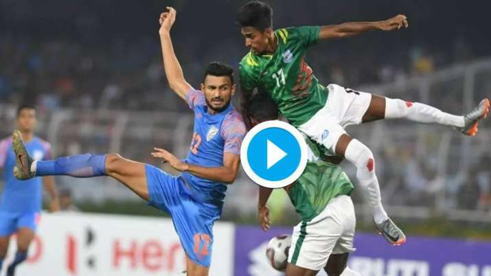 India vs Bangladesh FIFA WC qualifier/ Asia Cup qualifier Live Streaming: Find full details on when