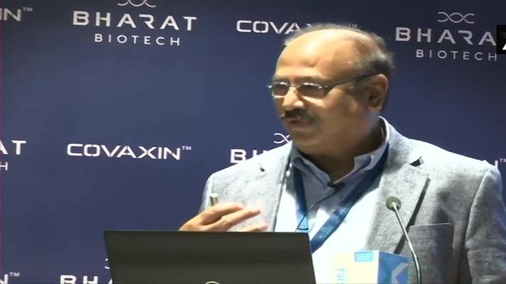 Krishna Ella, Bharat Biotech chairman, Krishna Ella security, Y category armed security,  Bharat Bio
