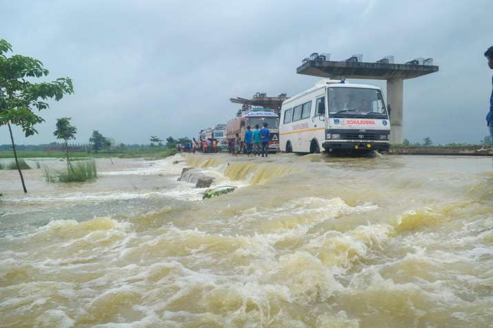 Flood alert sounded in Bihar as rivers swell, thousands