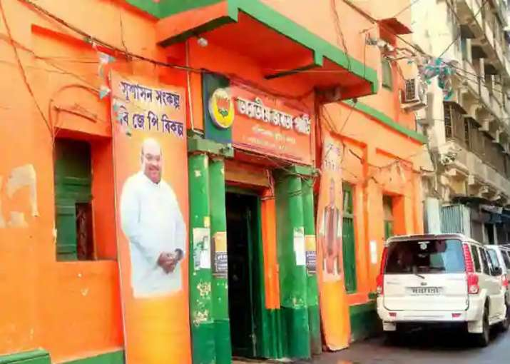 Kolkata: 54 crude bombs found near BJP office from
