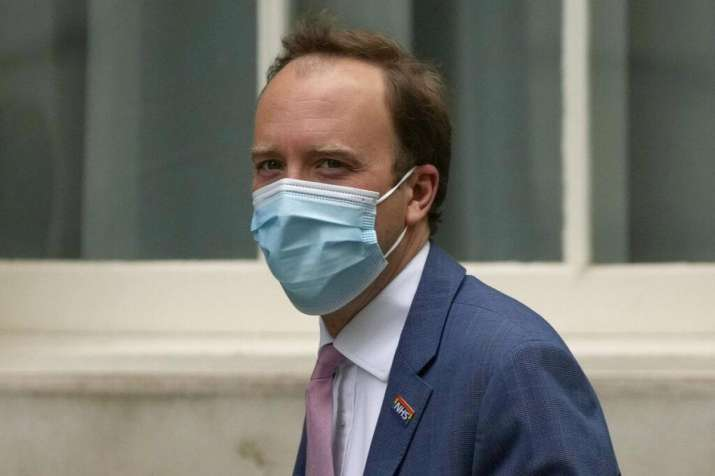 UK health minister Matt Hancock resigns after breaking
