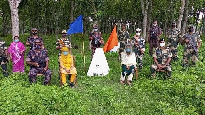 BSF, Bangladesh