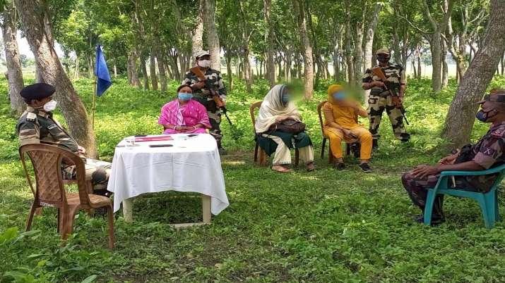 India Tv - BSF, Bangladesh
