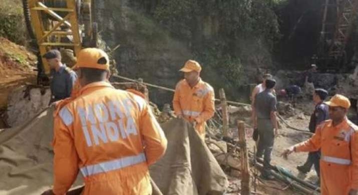 meghalaya coal mine accident