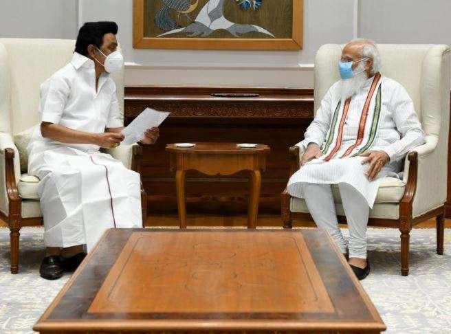 Tamil Nadu CM Stalin pm modi meeting, modi stalin meeting, neet 2021, neet date, stalin modi meeting