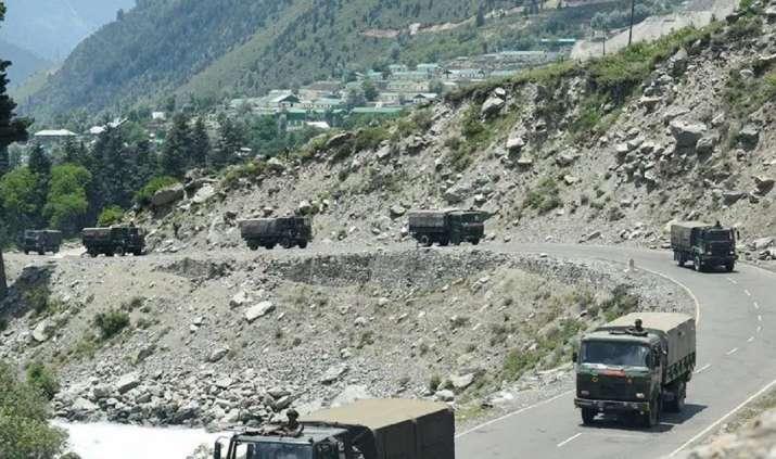 India china ladakh row, ladakh tensions, china troops, status quo,