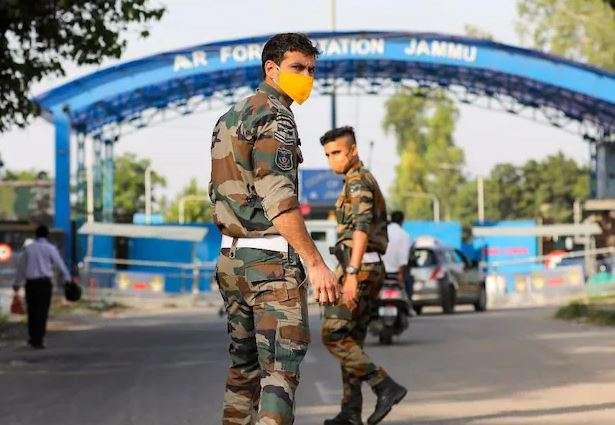 jammu kashmir terror attack, jammu IAF station blasts, jammu IAF station explosions, drone terror at