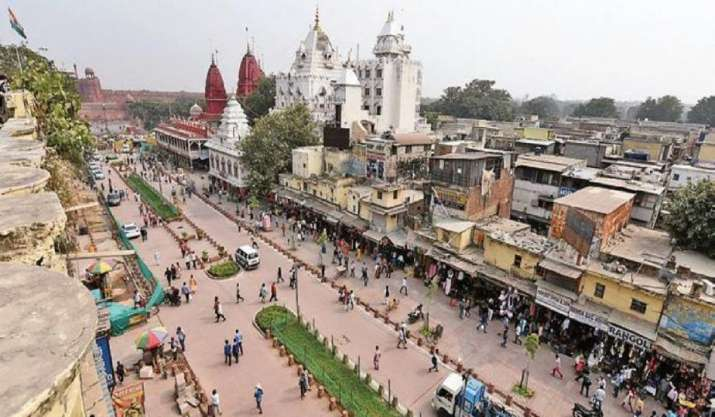 Delhi: Chandni Chowk Road notified as 'non-motorised' zone