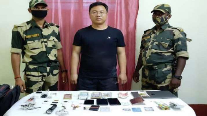 Arrested, intruder, China, trying to hack, defence ministry websites, Official, political, latest ne