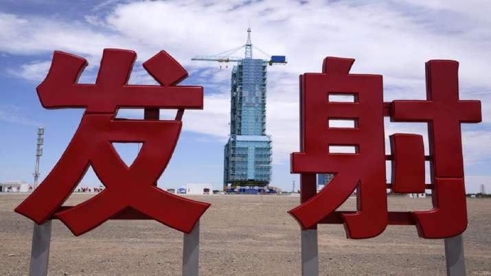 China successfully launches 1st crewed mission for space