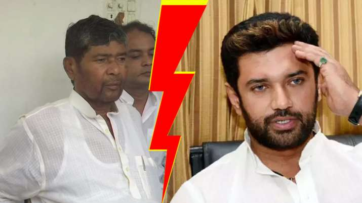 LJP implodes, five MPs oust Chirag Paswan as leader, elect