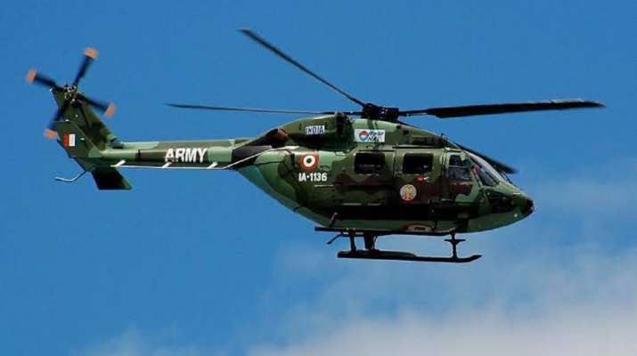 Two women army officers selected to undergo helicopter