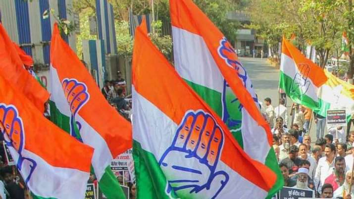 congress protest today