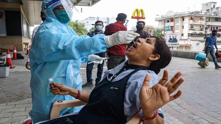 Jammu, COVID-19, positivity rate, Official, coronavirus pandemic, covid updates, corona news, covid