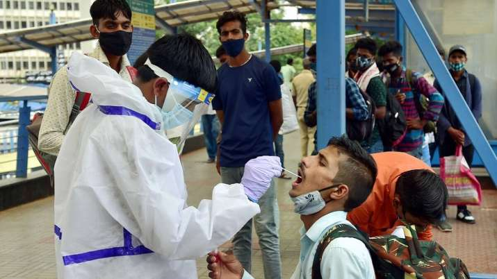 India achieved a historic milestone of 88.09 lakh doses