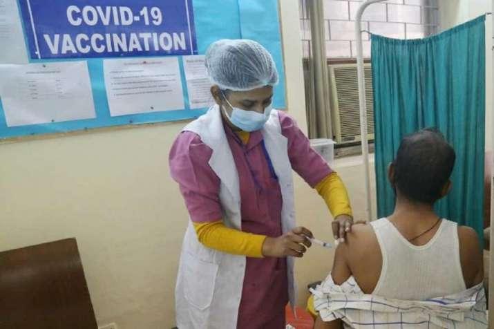 indore coronavirus vaccinations
