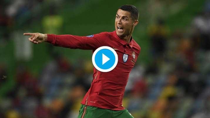 Euro 2020 Hungary Vs Portugal Live Streaming How To Watch Hun Vs Por Live Online Football News India Tv