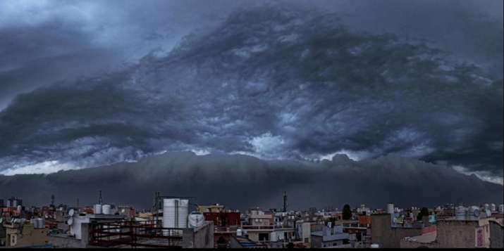 Cyclone warning in Odisha amid low pressure formation in