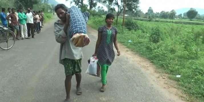 Odisha: Daughter of Dana Majhi who carried wife's corpse