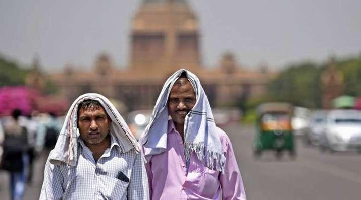 delhi temperature