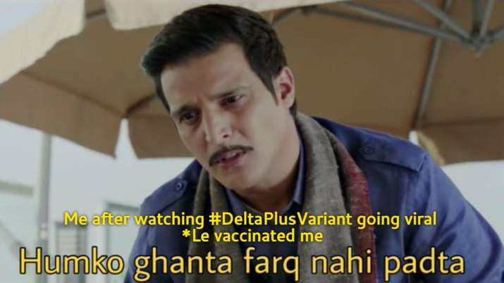 Twitterati share memes on people going out during Delta Plus Variant outspread