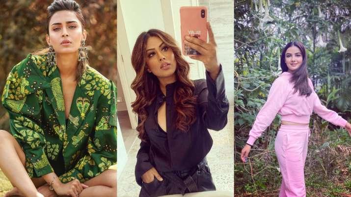 Erica Fernandes is most desirable woman on TV 2020, Nia Sharma and Jasmin Bhasin follow